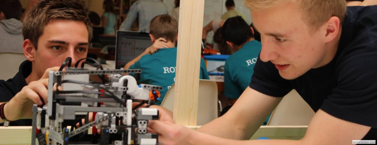 robotik-ag legomania
